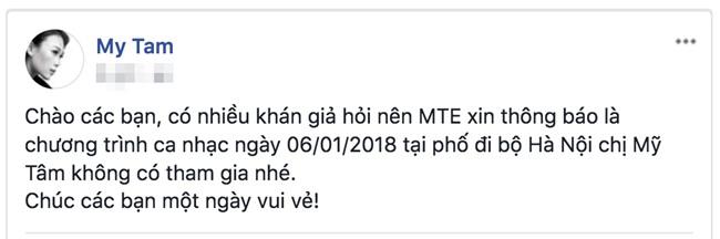 Xôn xao tin đồn Mỹ Tâm hủy show vì Sơn Tùng M-TP là trung tâm poster quảng bá sự kiện?-1